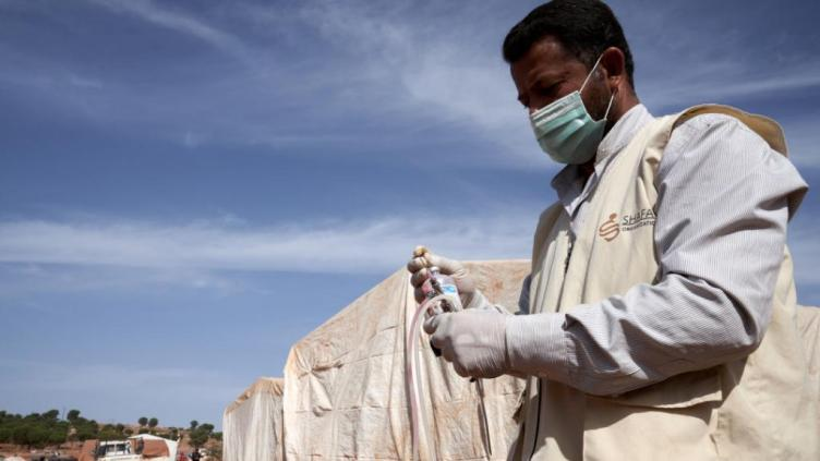 Syria is Yet to Receive COVID-19 Vaccine